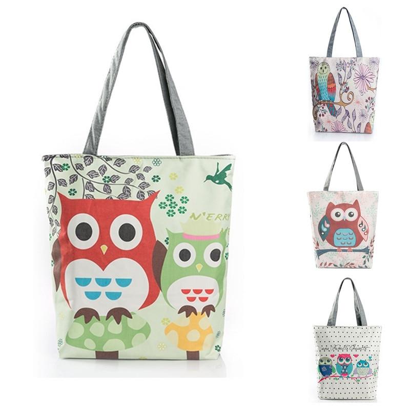 Forudesigns Literary Bucket School Bag For Girl Cute Dolphin Pattern Canvas Handbags Book Bags Cross-shoulder Portable Schoolbag Luggage & Bags School Bags