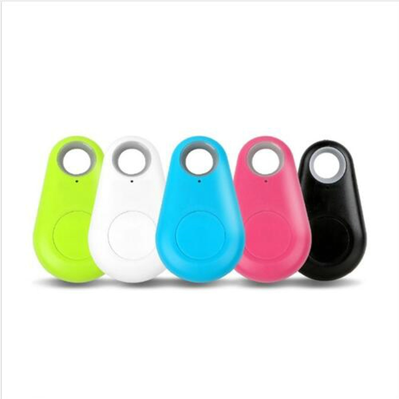 10pcs Wireless Smart Tag iTag Bluetooth 4.0 Tracker Key Finder GPS Locator Anti-Lost Alarm Reminder For Child Wallet add battery