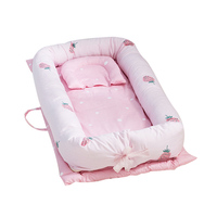 Newborn Bassinet Portable Crib Bed Foldable Travel Bed Baby Portable Sleeping Crib Bed /Cots for children/bed for kids