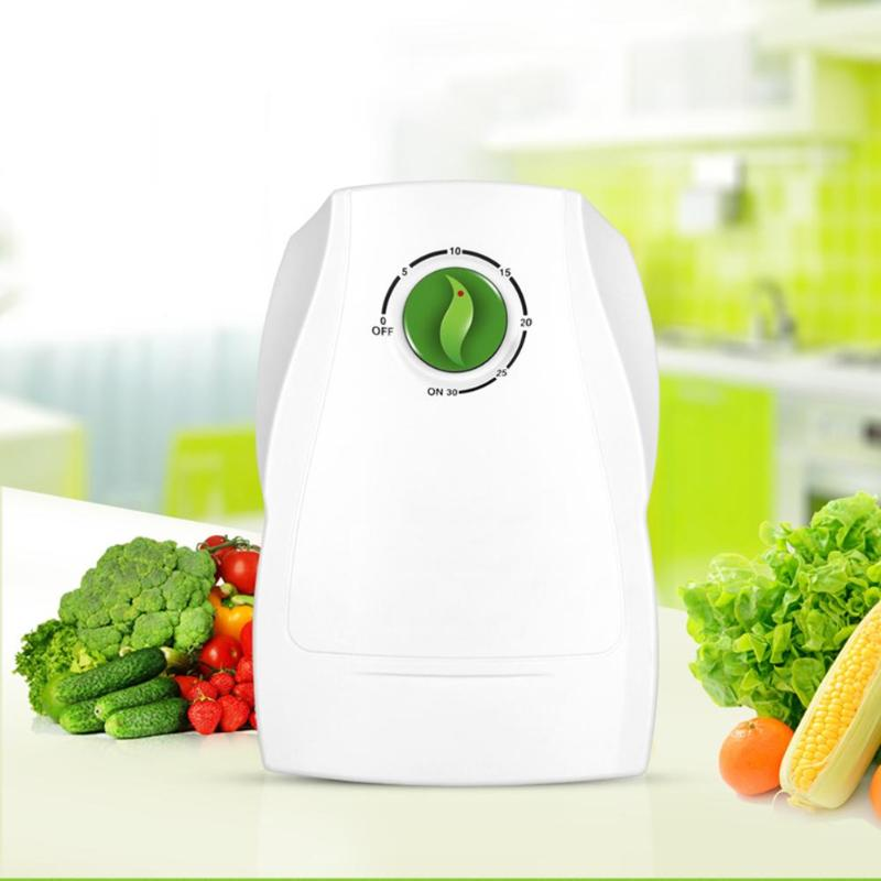 8W Ozone Generator 220V Home Sterilizer Air Ozone Water Purifier Purification Fruit Vegetables Ozonator Ionizator