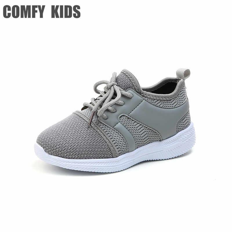 קומפי ילדים למעלה מכירת ילד סניקרס נעלי בנות בני נעלי ספורט Eva Sole מפנק בתוך גדול בני בנות ילדים סניקרס נעליים