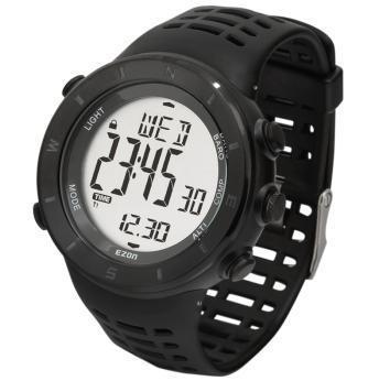 Reloj ezon H011F11 profesión con brújula altitud escalada deporte para hombre reloj de pulsera