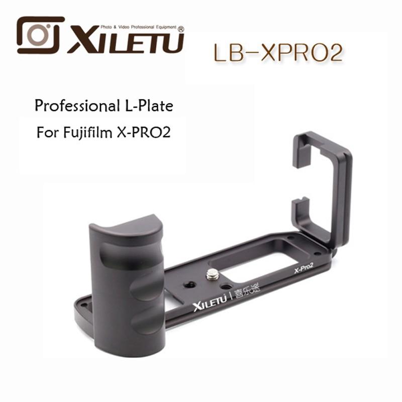 Xiletu LB-XPRO2 Professional Quick Release Plate Vertical Bracket Plate For Fuji Fujifilm X-PRO2 Arca Swiss Width 38mm
