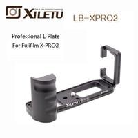 Xiletu LB XPRO2 Professional Quick Release Plate Vertical Bracket Plate For Fuji Fujifilm X PRO2 Arca Swiss Width 38mm