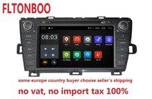Android 7,1 для Toyota prius вправо 2din автомобильный dvd, навигация gps, Wi-Fi, радио, bluetooth, руль Бесплатная 8 г Map, микрофон, сенсорный экран