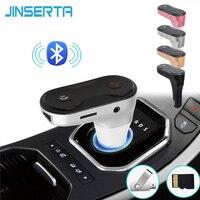 Jinsertar modulador automotivo  kit veicular de carregamento g7 sem fio com transmissor fm  mãos livres  com bluetooth