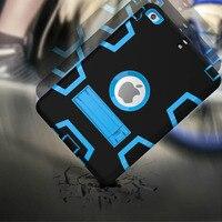 WES Mini2 Mini3 Pad Cool Armor Case For Apple IPad Mini 1 2 3 Tablet Case