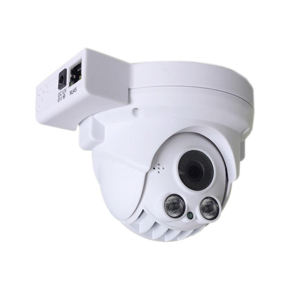Built in Audio Pickup 1080P PTZ IP Camera Wireless Camara IP 2mp IR mini Speed Dome ONVIF P2P 4X Zoom Pan Tilt PTZ Camera wifi