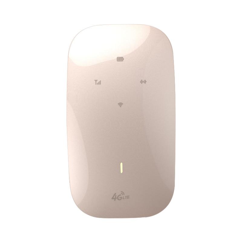 Image 2 - Modem sem fio 4g wifi roteador portátil mifi FDD LTE gsm global  desbloquear dongle 2800 mah banco de potência sim slot para  cartãoRoteadores sem fio
