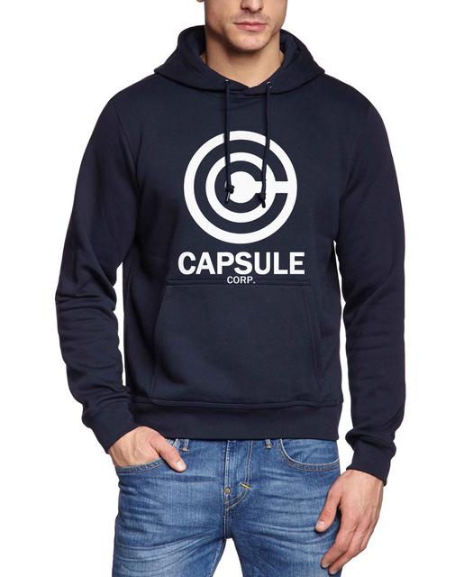 Capsule Corp Hoodie