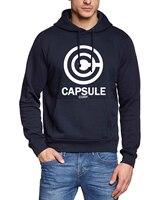 2016 New Fitness Sweatshirt DRAGON BALL Z Men Casual Fleece Brand Hoodies Autumn Winter Hoody Tracksuits