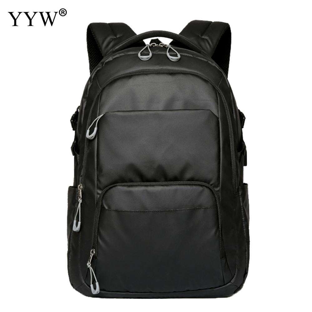 Oxford Men Backpack High Quality Fashion Laptop Backpack School Bag For Teenager Large Capacity Male Back Pack Bolsas Mochila grizzly new laptop backpack men for teenager boys fashion large capacity mochila multifunction travel bags waterproof school bag