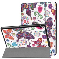 For Huawei MediaPad T3 10 AGS L09 AGS L03 9 6 Inch Cover Funda Tablet Case
