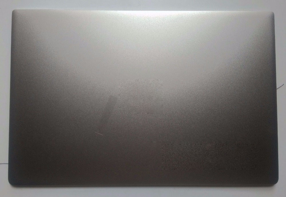 New for Dell XPS 13 9343 laptop lcd top back cover lid 0V9NM3 silver A shell new laptop keyboard for dell xps 13 9343 9350 9550 backlit uk layout