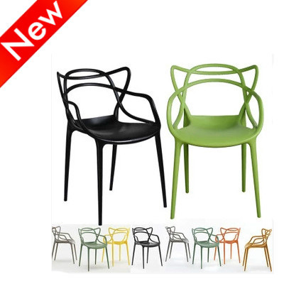 Outdoor garden chairs plastic chairs creative fashion design casual ...