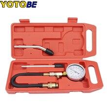 Profissional ferramentas automotivas ferramenta de diagnóstico do motor para verificar o jogo do verificador da compressão do motor a gasolina