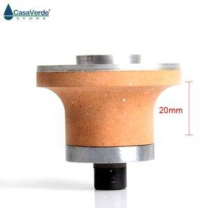 Image 5 - A20 diamant router bit räder mit M10 arbor diamant schleifen räder für granit und marmor