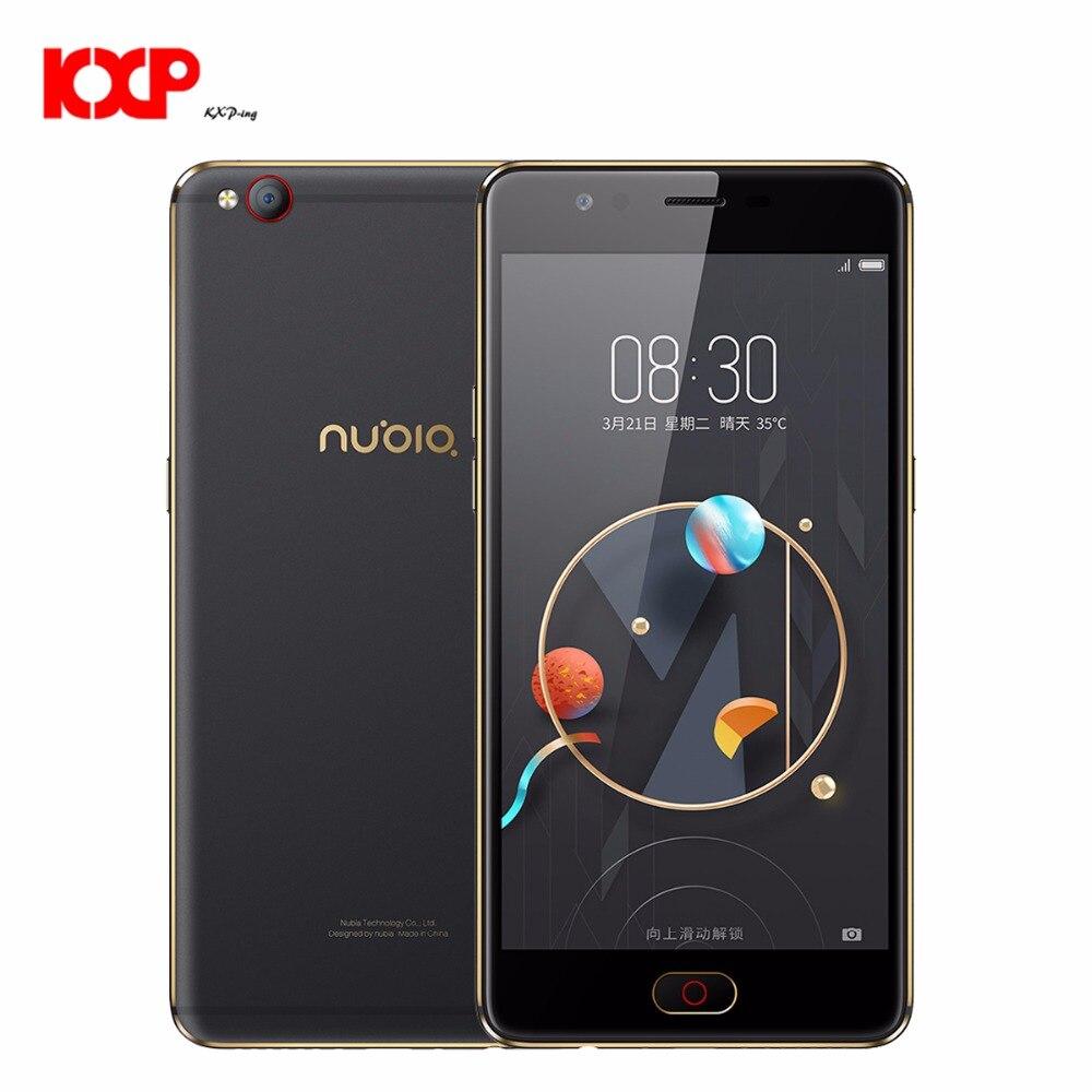Нубия M2 Lite 4 г Phablet 5,5 дюймов Android M MTK6750 Octa Core 1,5 ГГц 3 ГБ Оперативная память 64 ГБ встроенная память 16.0MP Фронтальная камера отпечатков пальцев Touch