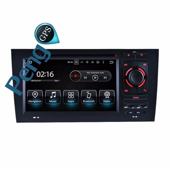 Octa Core CD DVD Player 2 Din Stereo Android 8.0 Car Radio for AUDI A8 S8 1994-2003 GPS Navigation Autoradio Headunit WIFI FM