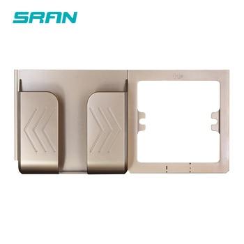 Βραχίονας Εύχρηστος Θήκη Φόρτισης κινητού Τηλεφώνου Για Τυπική Πρίζα Τοίχου Εύκολη Τοποθέτηση Σπίτι - Γραφείο - Επαγγελματικά Οικιακά MSOW