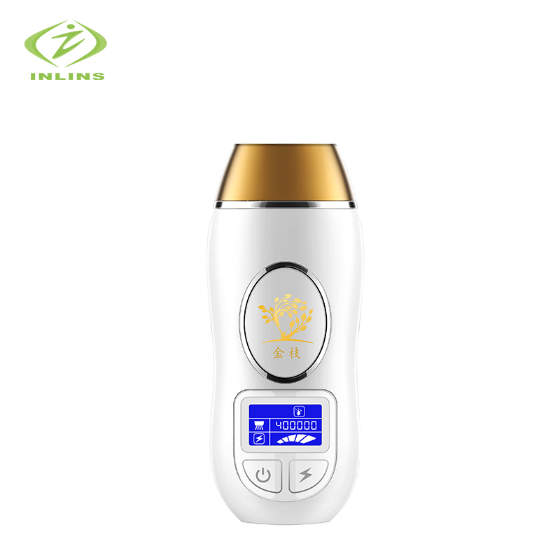 Newest 400 000 Flash Photoepilator Hair Removal Depiladora Laser Remover Painless Ipl Laser Hair Removal Machine