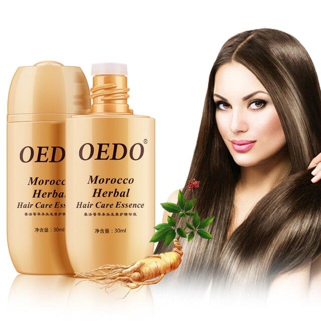 โมร็อกโก Hair Growth Essence น้ำมันป้องกันผมส่งเสริมผมหนา Fast ที่มีประสิทธิภาพ Growth ซ่อมผมราก 30ml TSLM2