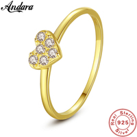 100% Pure 14K Gold Ring Vintage Star CZ Women Rings Wedding Engagement Fine Jewelry Yellow Gold Bague