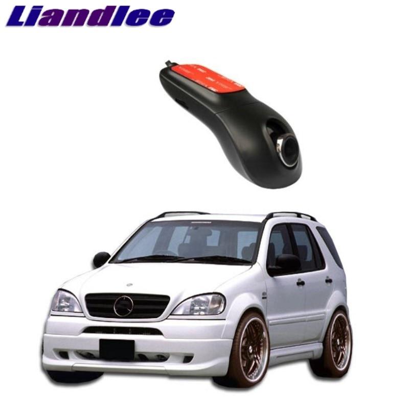 купить Liandlee For Mercedes Benz ML MB W163 1997~2005 Car Black Box WiFi DVR Dash Camera Driving Video Recorder онлайн