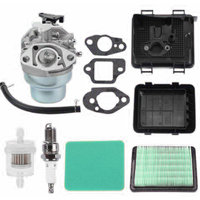 Carb Carburetor Air Fiter Cover Kit Tool Parts Replacement 17211 ZL8 023 For Honda GCV135 GCV160
