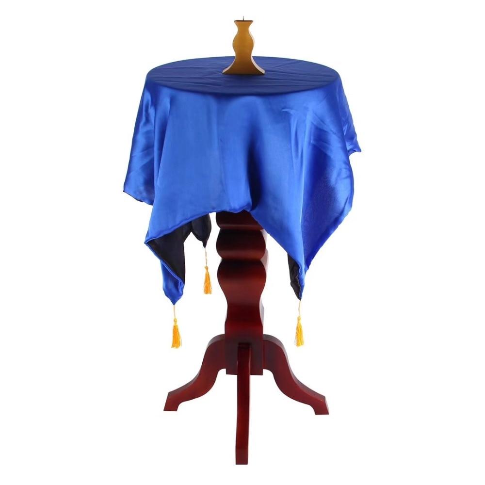 Deluxe Ronde Flottant Table Profit Table Anti Gravity Box avec Pot De Fleur Magique Astuces Fly Stade Gimmick Illusion Haute qualité