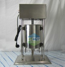 Free shipping~  2 in one Electric Automatic 10 L spain churros maker / Sausage filler one night in spain