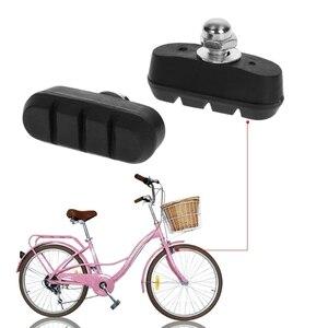 2 шт., детские велосипедные тормозные колодки, резиновые блоки, защитные велосипедные детали, снасти