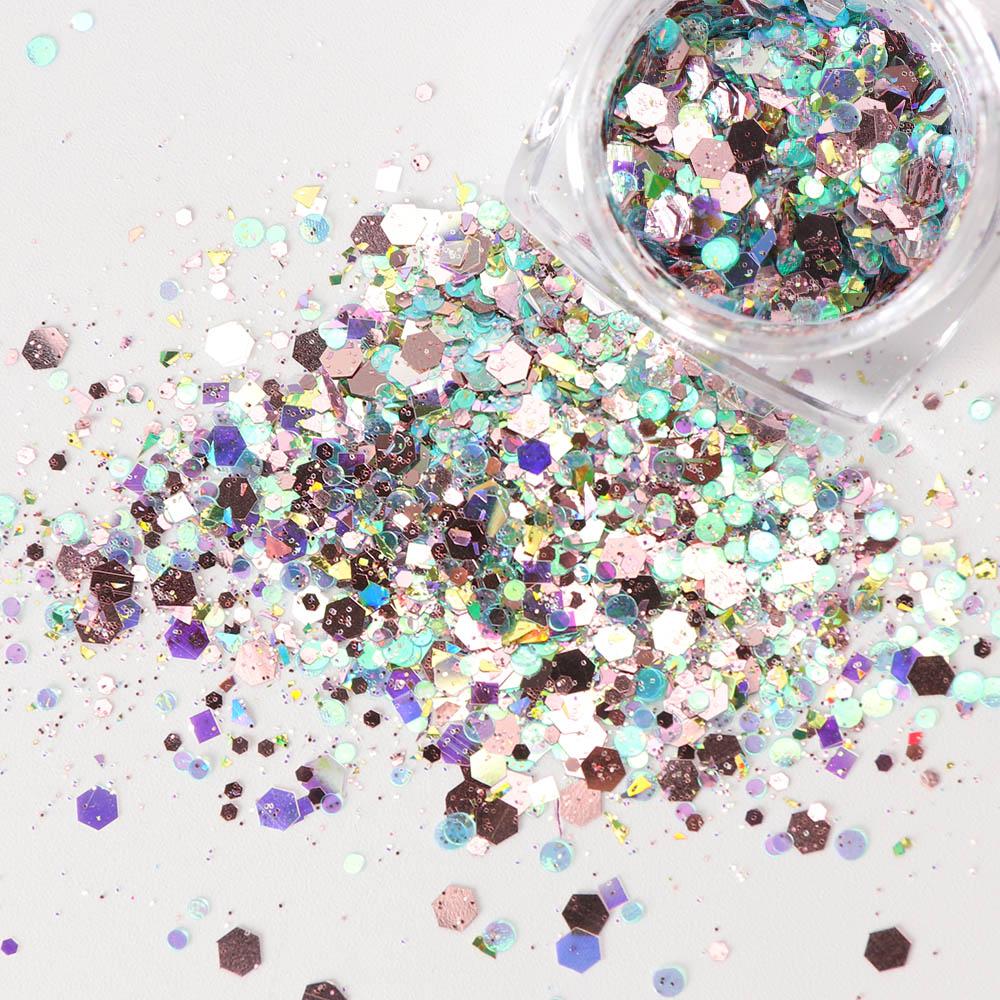 glitter nail art 12