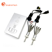 SamllAntTech Car Headlight H7 H4 LED H8 H9 H11 HB3 9005 HB4 9006 H1 H3 H13