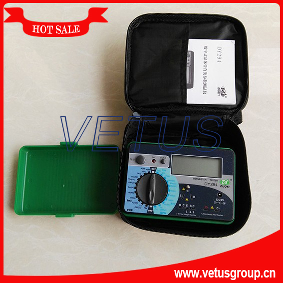 DY294 Semiconductor Tester of diode , transistor , controlled silicon , FET meter