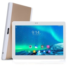 2017 New Android 7.zero 10 inch pill laptop Deca Core 4G FDD LTE 4GB RAM 64GB ROM 10 Cores 1920*1200 IPS Children Present Tablets 10