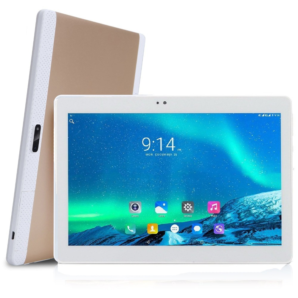2017 New Android 7 0 10 inch tablet pc Deca Core 4G FDD LTE 4GB RAM