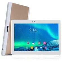 2017 Nuevo Android 7.0 10 pulgadas tablet pc Núcleo 4G FDD Deca LTE 4 GB RAM 64 GB ROM 10 Núcleos 1920*1200 IPS Tablets Regalo de Los Cabritos 10