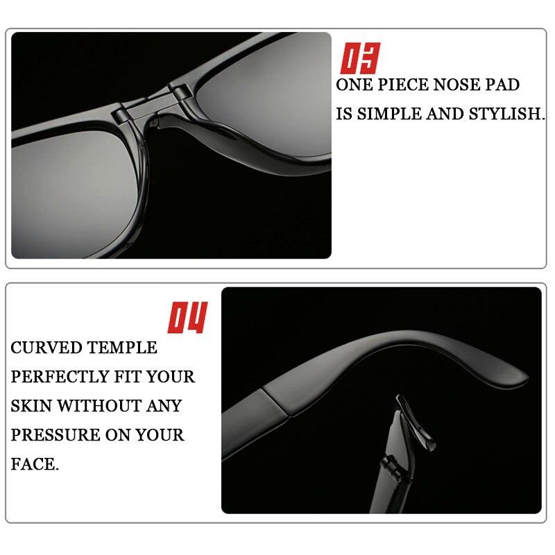 VEGA Polarisierte Folding Sonnenbrille Männer Frauen Faltbare ...