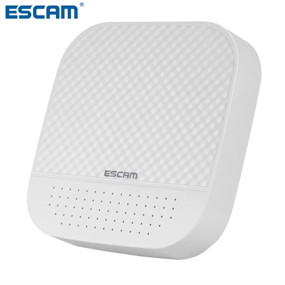ESCAM PVR208 1080 P 8 + 2CH ONVIF Мини NVR с 2ch облако канал для IP Камера Системы