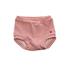 2017 New New Summer Child Girl Short Pants Baby Boy Shorts Cute Cotton Children's Clothes Striped Comfortable Lovely Shorts