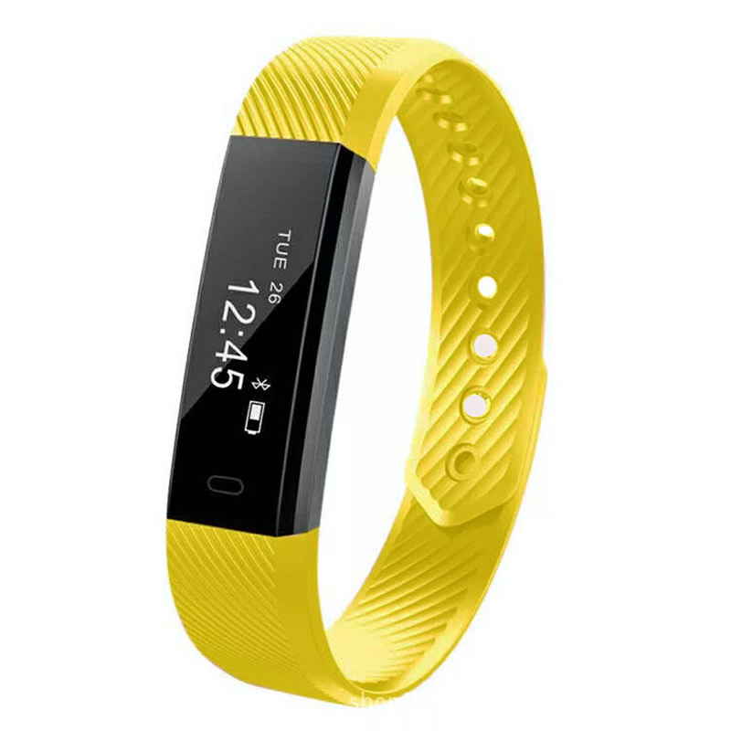 Women Sport Watch Silicone Smart Bracelet Wristwatch Outdoor Intelligent Watches Yellow Led Simple Fashion Casual Style Hot Sale black and red smart bracelet watch men women outdoor sport wristwatch silicone rectangle hot sale cool watches intelligent clock