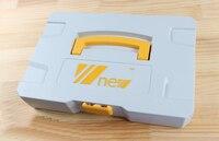 Toolbox Hardware Storage DIY Box Plastic