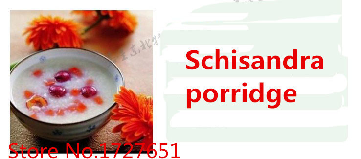 C-TS048 Promotion! Highly Recommended Super Chinese Schisandra Berries Chinese Top-Grade Herbal Tea green food for health