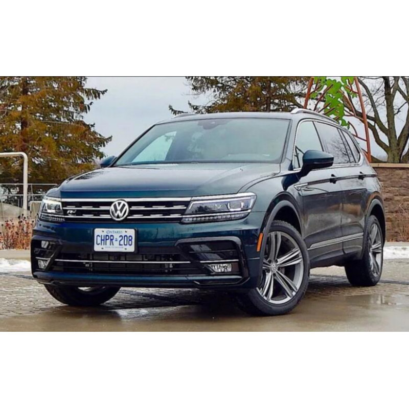 Led interior lights For <font><b>Volkswagen</b></font> <font><b>Tiguan</b></font> <font><b>2019</b></font> 12pc Led Lights For Cars lighting kit automotive bulbs Canbus image