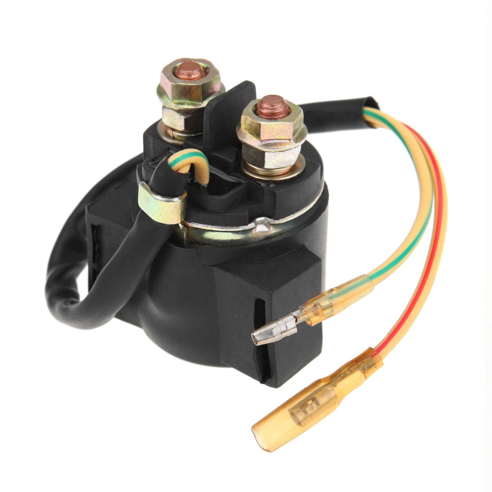 1980 honda c70 wiring solenoid starter relay for honda c70 1980 1983 fl350r 1985 fl400  honda c70 1980 1983 fl350r 1985 fl400