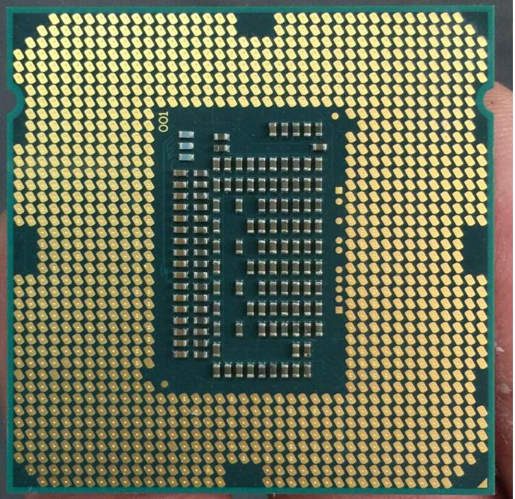 Intel Core i5-3570 I5 3570 Processeur (6 M Cache, 3.4 GHz) LGA1155 ordinateur pc De Bureau CPU Quad-Core CPU - 2