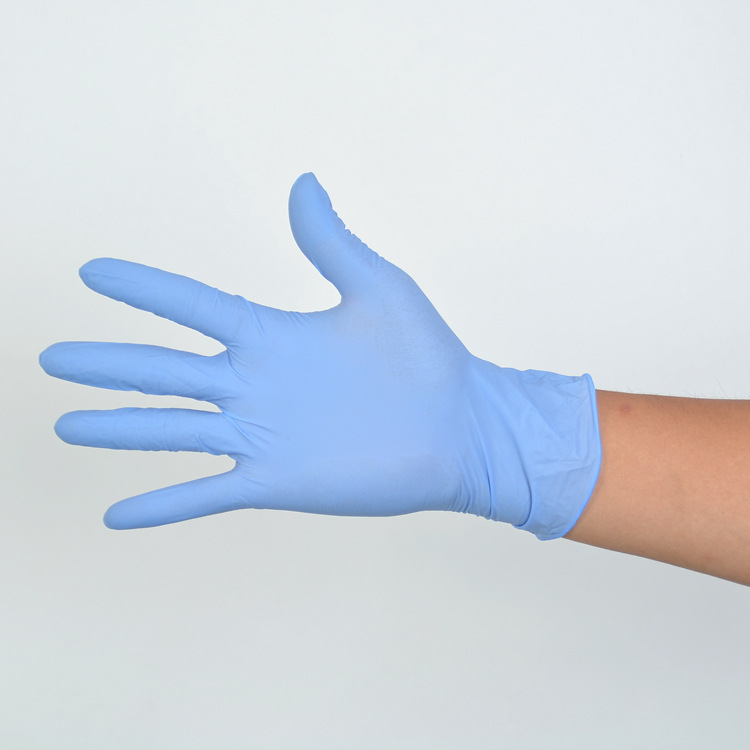 Hot FGHGF 50pair=100pcs high quality Nitrile Gloves Disposable Nitrile Oil and Acis Wholesale Industrializationd Latex Glove kitbwk355lmmmc314blu value kit scotch expressions washi tape mmmc314blu and boardwalk disposable general purpose natural rubber latex gloves bwk355l