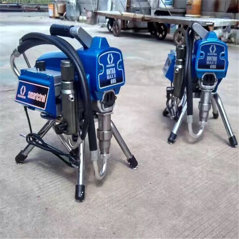 Profesional Electric Airless Paint Sprayer 2800W 3 5Min L PISTON Painting Machine 695 with brushless motor