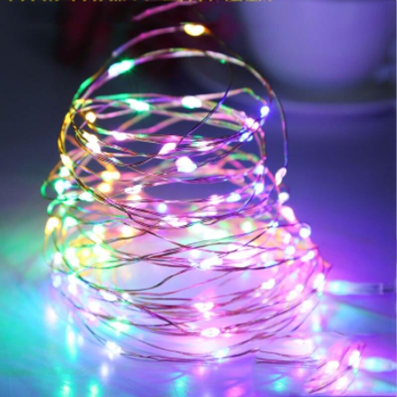 Висока Quanlity 50M 500LED мідний дріт фея - Святкове освітлення - фото 4